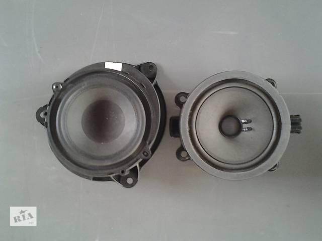 Б/у Автомагнитола, акустика, динамики Renault Kangoo Кенго 1,5 DCI 2008-2012- объявление о продаже  в Рожище