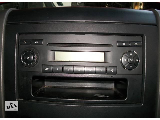 купить бу Б/у Автомагнитола для автобуса Mercedes Sprinter 2006-2010г в Рожище