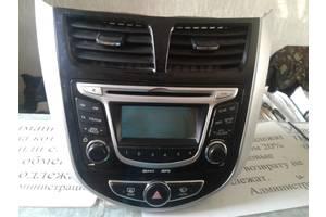 б/у Автомагнитолы Hyundai Accent