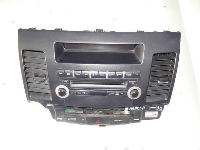 Б/у автомагнитола для легкового авто Mitsubishi Lancer X- объявление о продаже  в Черкассах