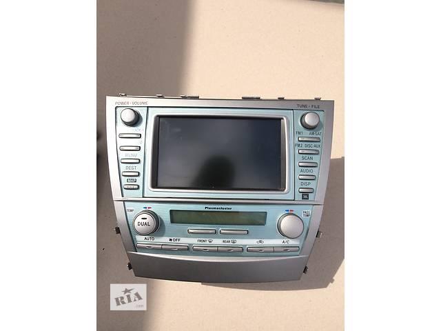 бу Б/у автомагнитола для легкового авто Toyota Camry 40 2007-2011 р в Ровно