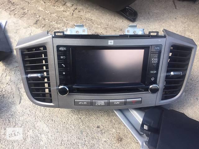 Б/у автомагнитола для легкового авто Toyota Venza- объявление о продаже  в Ровно