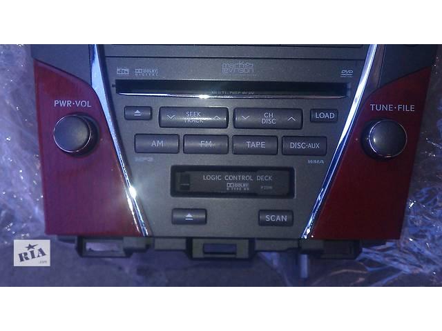 Б/у автомагнитола для седана Lexus ES350 2007- объявление о продаже  в Киеве