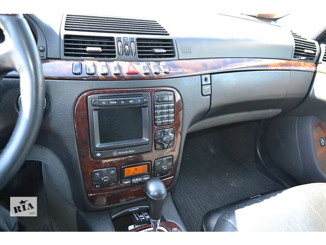 бу Б/у автомагнитола для седана Mercedes S-Class в Костополе
