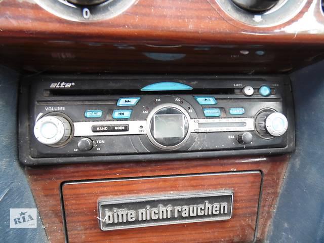 Б/у автомагнитола для универсала Mercedes 124- объявление о продаже  в Дубно (Ровенской обл.)