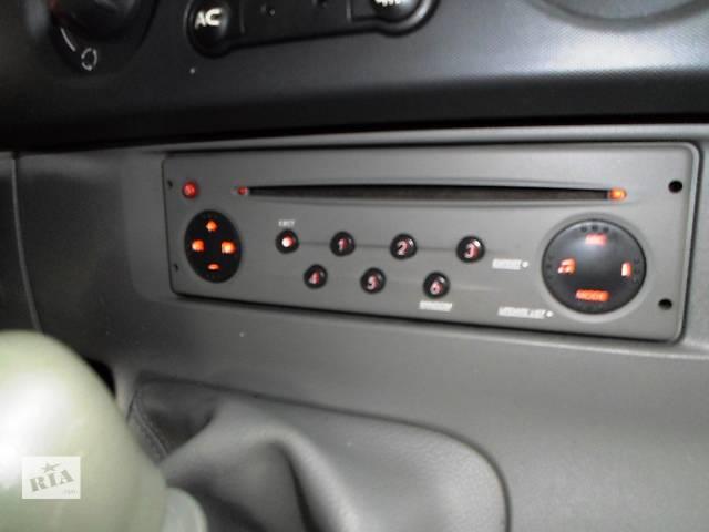 Б/у Автомагнитола Renault Рено Кенго, Меган2, Сценик 1,5 DCI- объявление о продаже  в Луцке