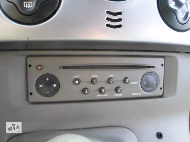 продам Б/у Автомагнитола с дисплеем \ без Renault Kangoo Рено Канго Кенго 2 бу в Рожище
