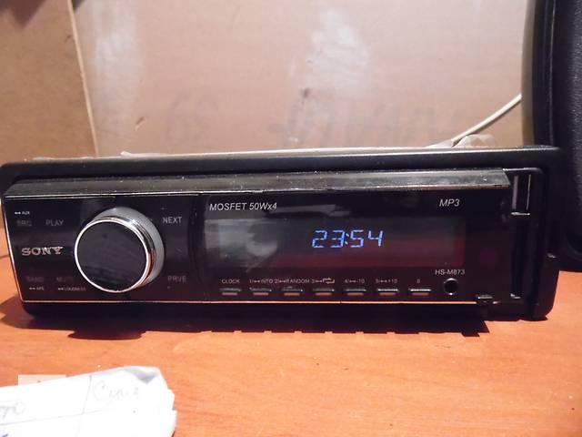 купить бу Б/у автомагнитола Sony  для  авто в Дубно (Ровенской обл.)