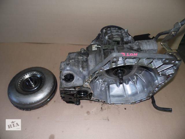 продам Б/у Автоматическая коробка передач АКПП Nissan TIIDA 1.6 бу в Киеве