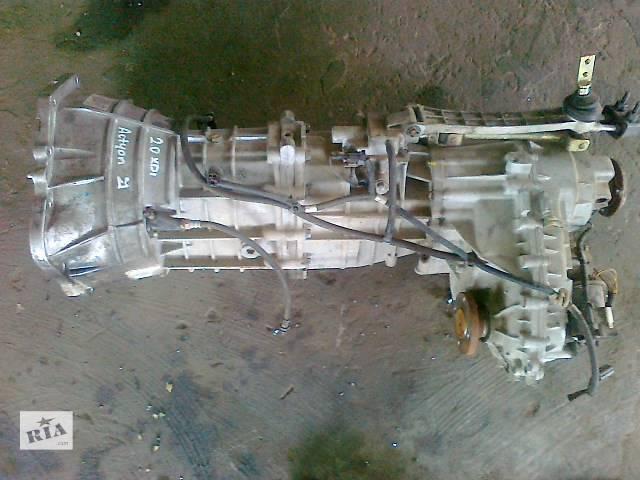продам Б/у Автоматическая Коробка передач АКПП SsangYong Kyron 2.0 бу в Киеве