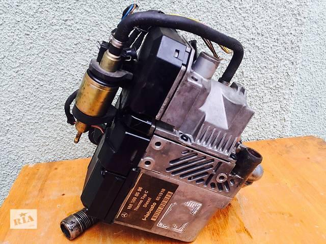 продам Б/у автономная печка для легкового авто Mercedes A-Class W168 1.7 CDI Thermo top Z/C - D 12 V - 32 W, 5 kW 2,5 bar бу в Тернополе
