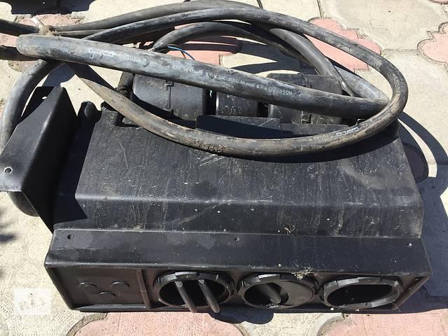 продам Б/у автономная печка для легкового авто Opel Vivaro бу в Ковеле