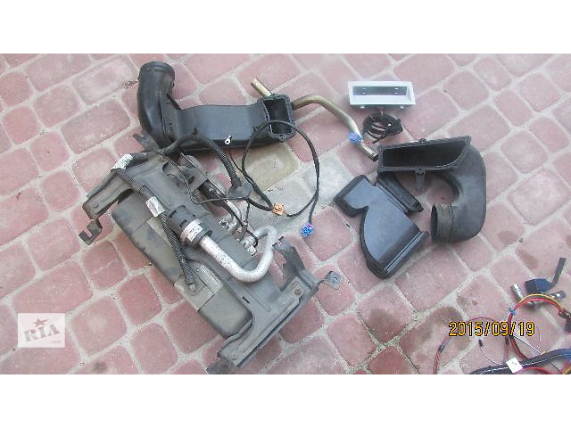 продам Б/у автономная печка для легкового авто Volkswagen T5 (Transporter) 2008 бу в Хусте