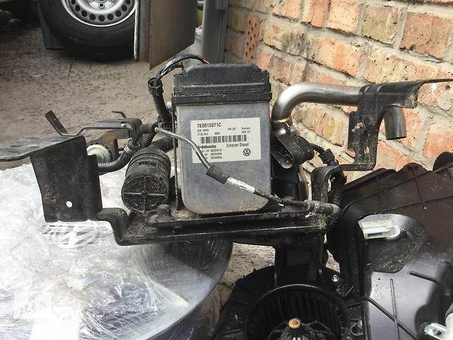 продам Б/у автономная печка для микроавтобуса Volkswagen бу в Киеве