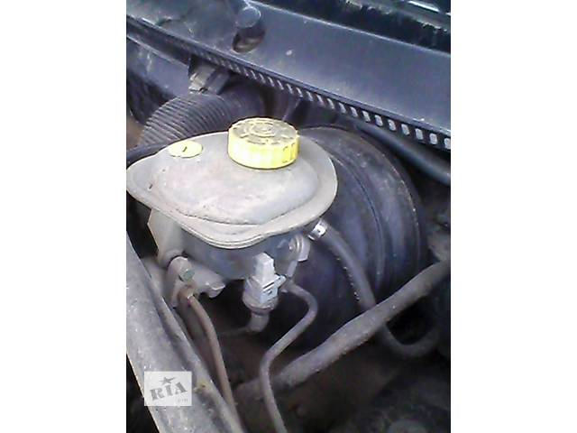 купить бу Б/у бачок главного тормозного для седана Volkswagen Passat B5 в Ивано-Франковске