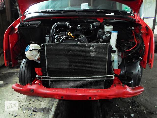бу Б/у Бачок главного тормозного Volkswagen Crafter Фольксваген Крафтер 2.5 TDI 2006-2012 в Рожище