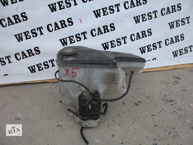 бу Б/у бачок омывателя для легкового авто BMW X5 2002 в Луцке