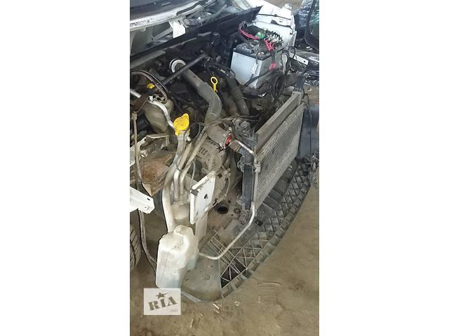 купить бу Б/у Бачок омывателя омивача Renault Kangoo Рено Канго Кенго 2 1,5 DCI в Луцке
