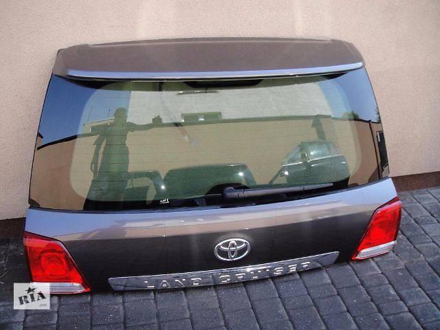 Б/у багажник для хэтчбека Toyota Land Cruiser 200- объявление о продаже  в Киеве
