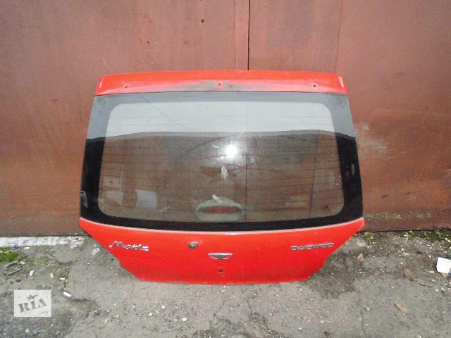 бу Б/у багажник для легкового авто Daewoo Matiz польский. в Буче