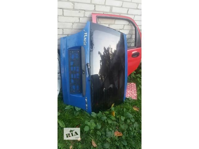 бу Б/у багажник для легкового авто Daewoo Matiz в Львове