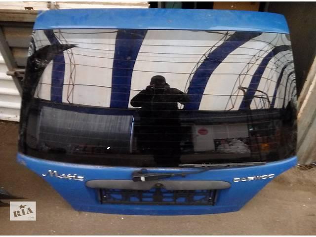Б/у багажник для легкового авто Daewoo Matiz- объявление о продаже  в Львове