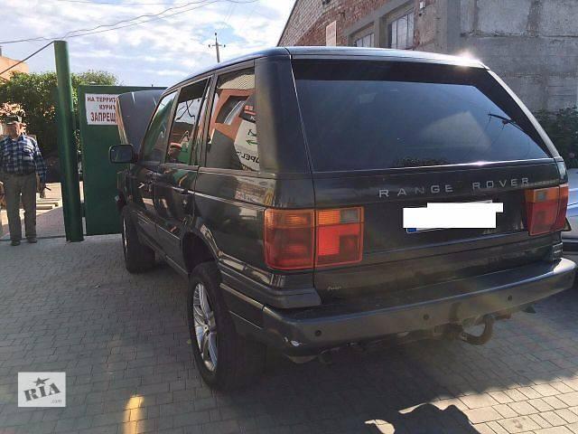 купить бу Б/у багажник для легкового авто Land Rover Land Rover в Новой Каховке