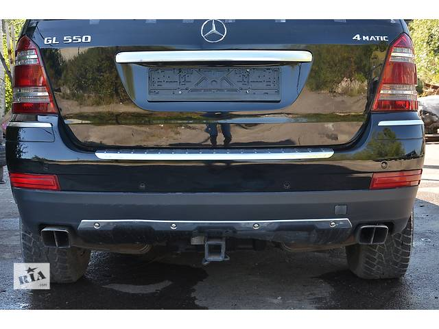 купить бу Б/у багажник для легкового авто Mercedes GL-Class 2006-2012 в Львове