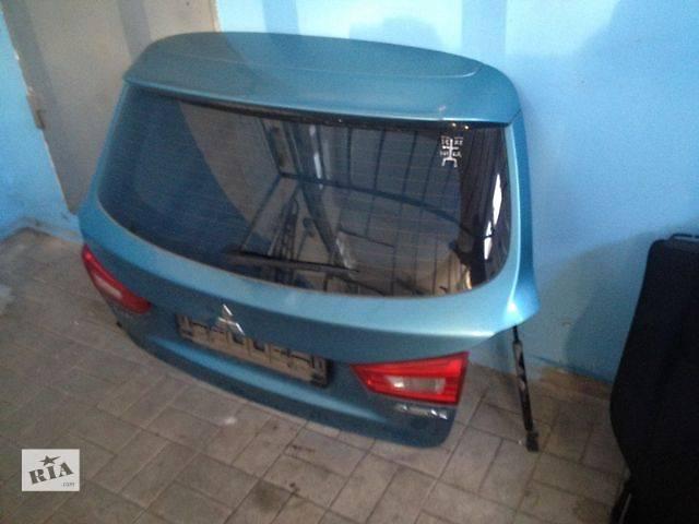 бу Б/у багажник для легкового авто Mitsubishi ASX в Днепре (Днепропетровск)