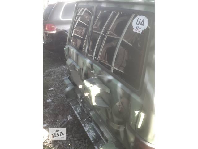 Б/у багажник для легкового авто Nissan Patrol- объявление о продаже  в Ивано-Франковске