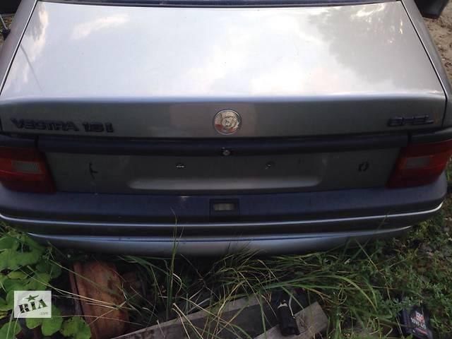 продам Б/у багажник для легкового авто Opel Vectra A бу в Львове
