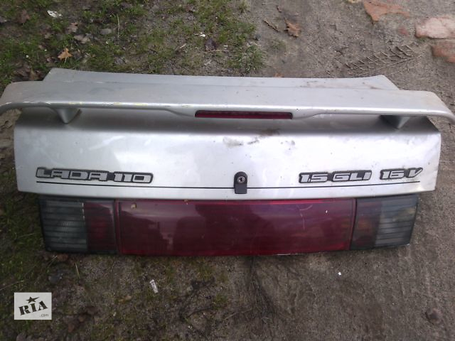 продам Б/у багажник для легкового авто ВАЗ 2110 бу в Ковеле