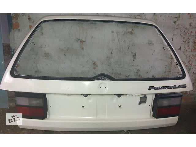Б/у багажник Passat GL  для легкового авто Volkswagen- объявление о продаже  в Червонограде