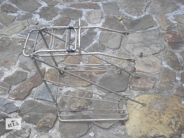 Б/у багажник для мотоцикла ИЖ Юпитер 5- объявление о продаже  в Яремче