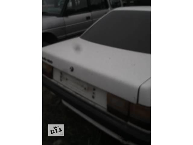Б/у багажник для седана Audi 100- объявление о продаже  в Ивано-Франковске