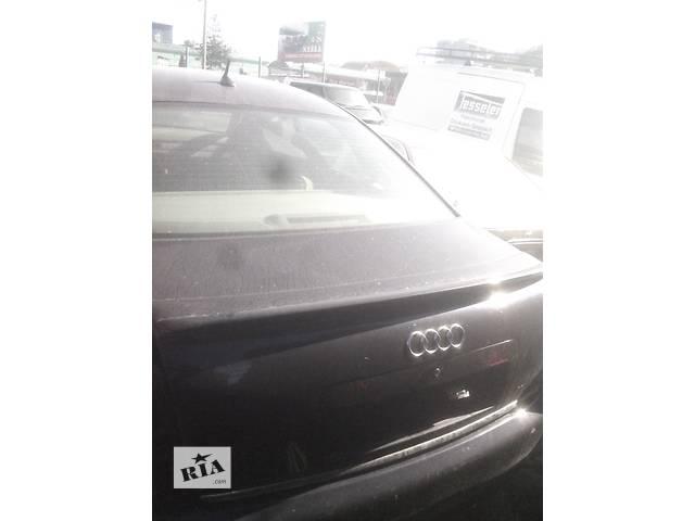 Б/у багажник для седана Audi A6- объявление о продаже  в Ивано-Франковске