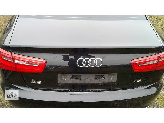 продам Б/у багажник для седана Audi A6 бу в Львове