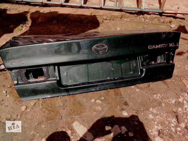 Б/у багажник для седана Toyota Camry- объявление о продаже  в Измаиле