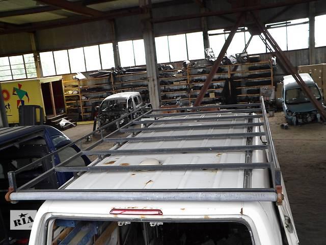 Б/у Багажник на крышу Рейлинги Volkswagen Crafter Фольксваген Крафтер, Мерседес Спринтер Спрінтер, W906 2006-2012г.г.- объявление о продаже  в Луцке