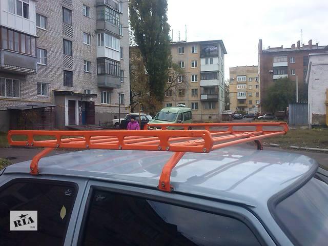 купить бу Б/у багажник на крышу в Житомире