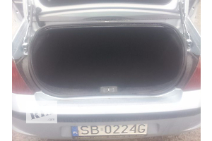б/у Багажник Peugeot 407
