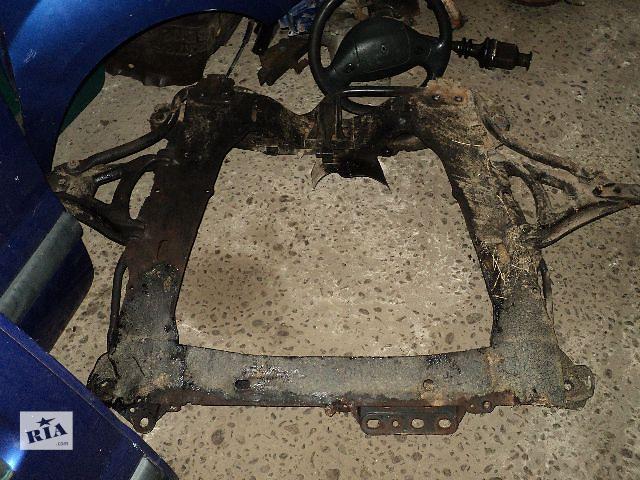 продам Б/у балка мотора для минивена Renault Kangoo 1999 бу в Ивано-Франковске