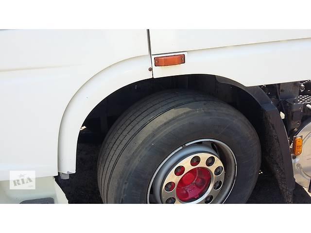купить бу б/у Балка передней подвески ДАФ DAF XF95 380 Евро3 2003г в Рожище