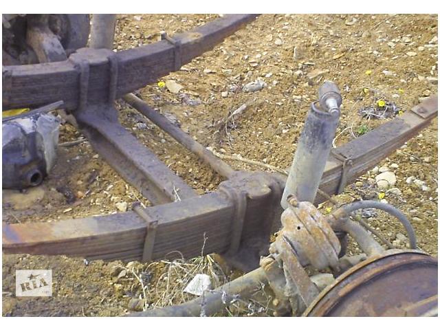 купить бу Б/у балка передней подвески для грузовика КамАЗ 5320 1997 в Киеве