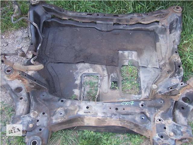 купить бу Б/у балка передней подвески для легкового авто Mazda CX-7 в Ровно