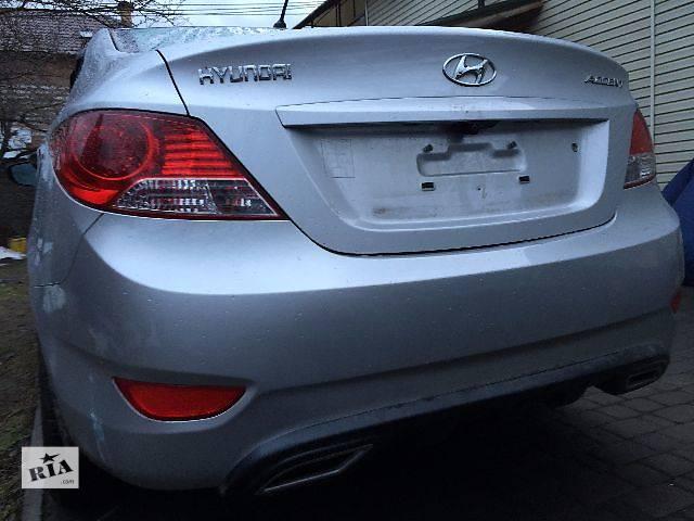 купить бу Б/у балка передней подвески для седана Hyundai Accent в Киеве