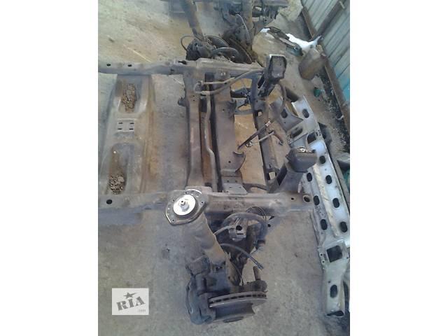 бу Б/у Балка передней подвески (передня) Volkswagen Crafter Фольксваген Крафтер 2.5 TDI 2006-2010 в Рожище