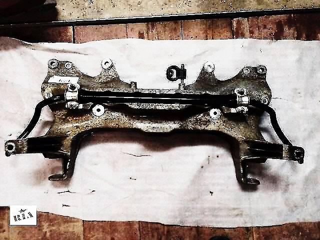 купить бу Б/у балка передней подвески Peugeot Bipper Nemo Fiorino Qubo в Хмельницком