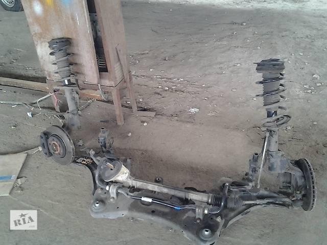 Б/у Балка передней/задней подвески для Renault Kangoo Кенго 1,5 DCI К9К 2008-2012- объявление о продаже  в Рожище