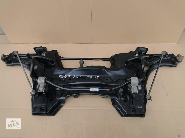 бу Б/у балка передньої підвіски для легкового авто Peugeot 301,Citroen C-Elysee 1.2B в Львове